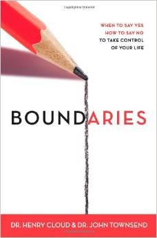 Boundaries by Henry Cloud and John Townsend